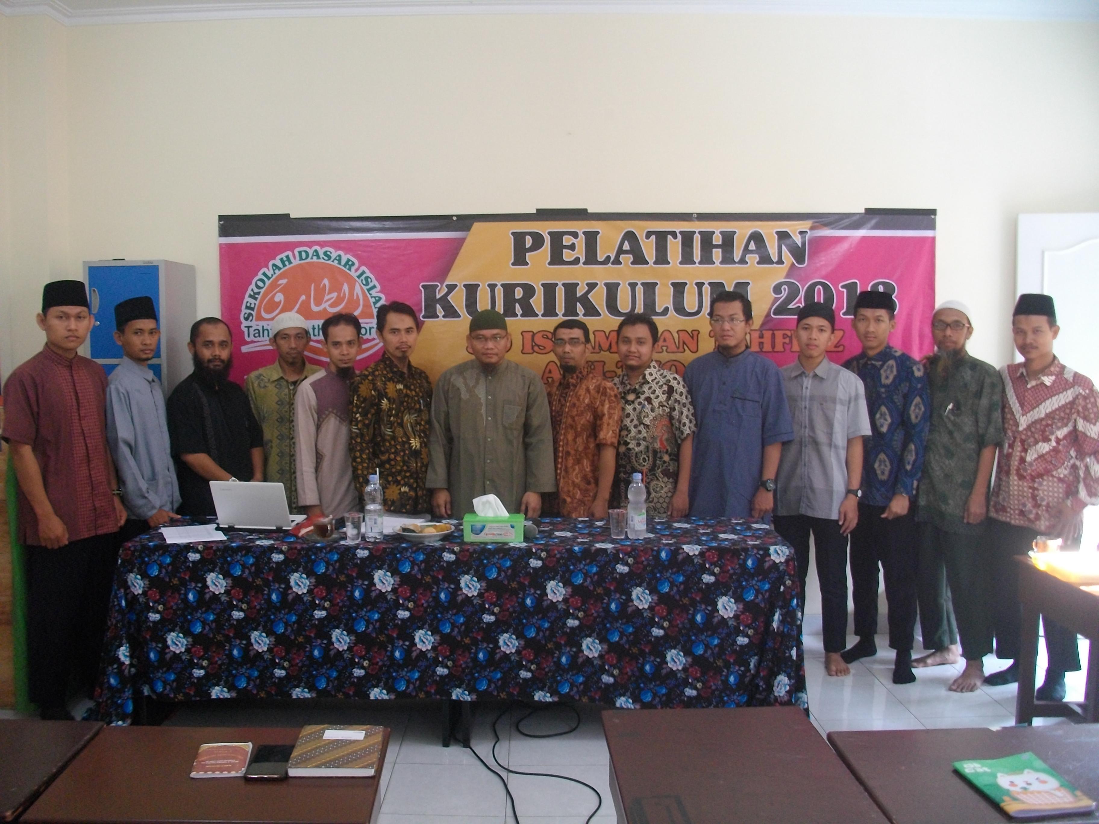 Pelatihan Kurikulum 2013